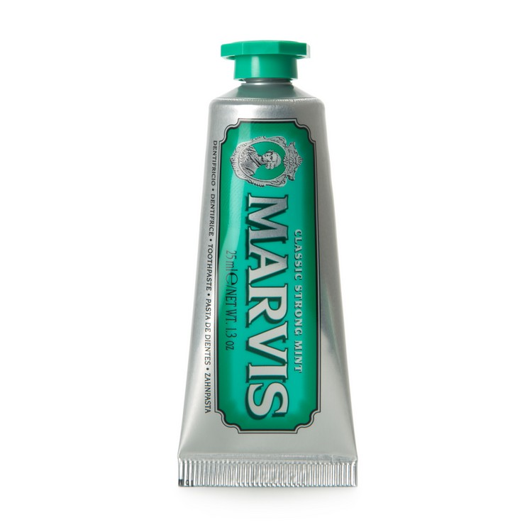 MARVIS Зубная паста «Classic Strong Mint» 25 мл